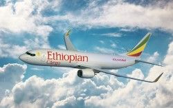 GE Capital Aviation Services (GECAS) to lease Ethiopian Airlines the first two AEI-converted 737-800
