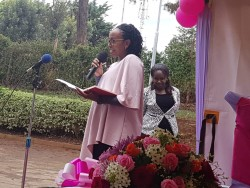 Evelyne Ngaruiya Representing Brenda Mbathi CEO for GE East Africa During the Launch.jpg