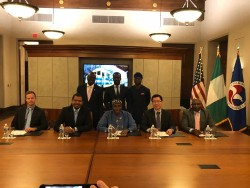 GE led Consortium Signs Interim Phase Agreement with  Federal Government of Nigeria (FGN) for Rail C